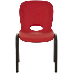 Lifetime Kids Chair Red