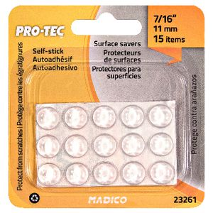 Madico Surface Protector Self-Adhesive Bumpers 11mm Round
