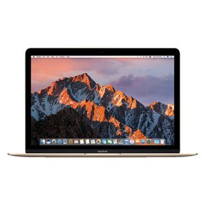 MacBook 12-inch 1.2GHz 512GB Gold 2016