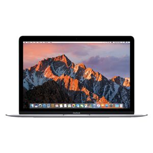 MacBook 12-inch 1.2GHz 512GB Silver 2016