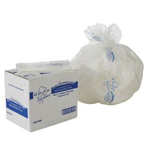 MaxValu Degradable Bin Liners 27L 500 Pack