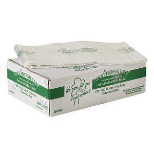 MaxValu Degradable Bin Liner 80L 250 Pack