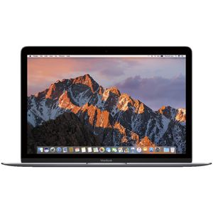 MacBook 12-inch 1.2 GHz 256GB Space Grey 2017