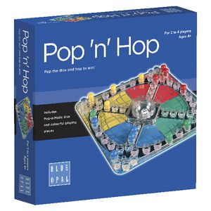 Blue Opal Pop 'N' Hop Game