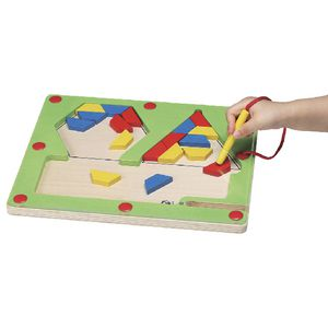 GoGo Toys Magnetic Super Challenge Game 2