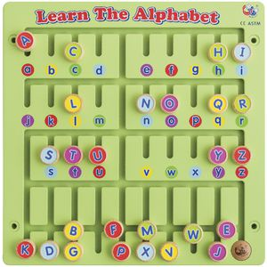 GoGo Toys Learn The Alphabet Wall Game