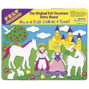 Felt Creations Princess Castle Storyboard Set