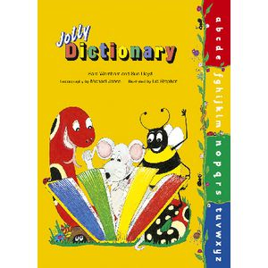 Jolly Phonics Children's Dictionary