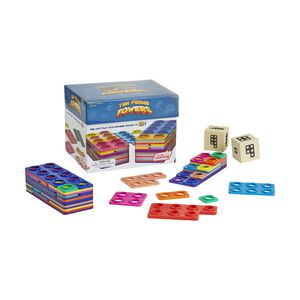 Junior Learning Ten Frame Towers Game