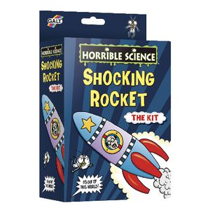 Horrible Science Shocking Rocket Kit