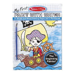 Melissa & Doug My First Paint with Water Boy
