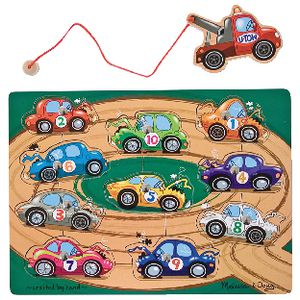 Melissa & Doug Magnetic Towing Game