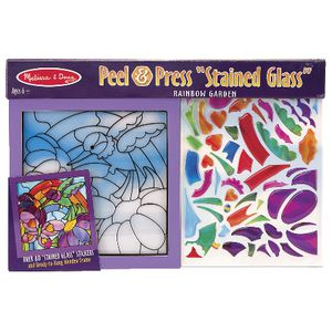 Melissa & Doug Stained Glass Made Easy