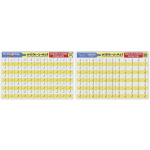 Melissa & Doug Write-A-Mat Multiplication