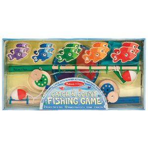 Melissa & Doug Catch and Count Fishing Game