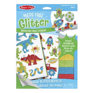 Melissa & Doug mess-free Glitter Adventure Stickers