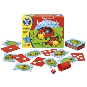 Orchard Toys Ladybird Counting Game