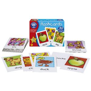 Orchard Toys Flashcards 50 Pack