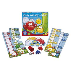 Orchard Toys Insey Spider Counting Game