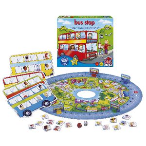 Orchard Toys Bus Stop Counting Game