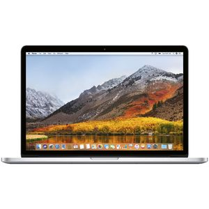 MacBook Pro 15.4-inch 2.8GHz 256GB Silver