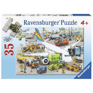 Ravensburger Busy Airport Puzzle