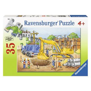 Ravensburger Busy Builders Puzzle