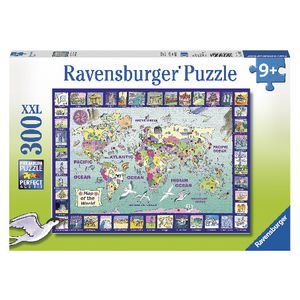Ravensburger Puzzle Looking at the World