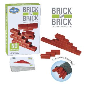 ThinkFun Brick by Brick Game