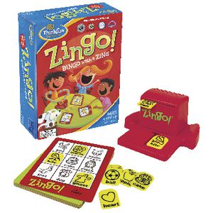 Thinkfun Zingo! Educational Game