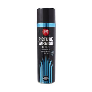 Micador for Artist Varnish Gloss Spray 450g