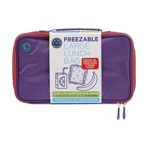 Coolpod Freezable Lunch Bag Purple