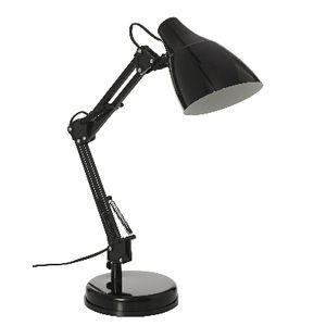 Europa Task Lamp Black   Officeworks