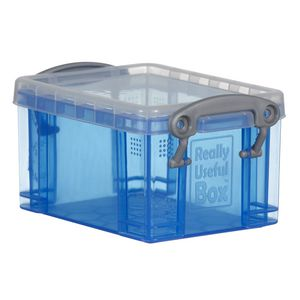 Really Useful 0.3L Box Blue