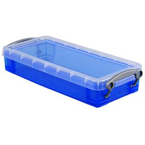 Really Useful 0.55L Box Blue