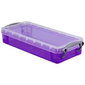 Really Useful 0.55L Box Purple