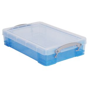Really Useful 4L Box Blue