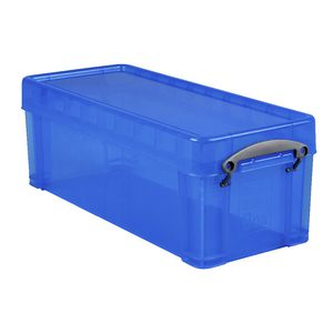 Really Useful 6.5L Box Blue