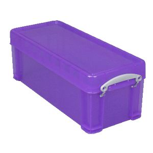 Really Useful 6.5L Box Purple