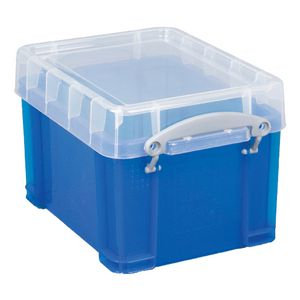 Really Useful Box 3L Container Blue