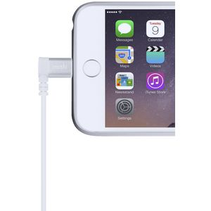 Moshi Lightning to USB Cable White