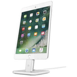 Twelve South Hi Rise 2 iPad and iPhone Charging Stand Silver