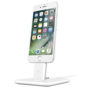Twelve South Hi Rise 2 Deluxe Smartphone Charge Stand White