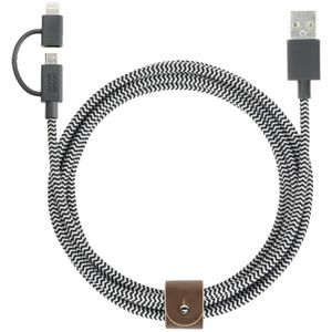 Native Union Belt Twin Head Cable
