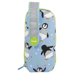 Milan Handy Pencil Case Set Penguins