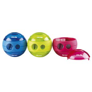 Milan Sphere Pencil Sharpener