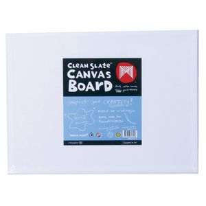 Micador Canvas Board 16 x 12""