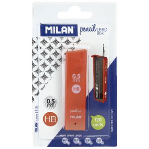 Milan Mechanical Pencil Lead Refills 0.5 mm HB