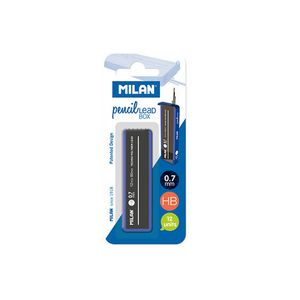 Milan Mechanical Pencil Lead Refills 0.7mm HB