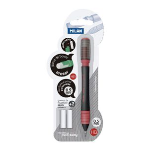 Milan Sway Mechanical Pencil with Erasers 0.5mm